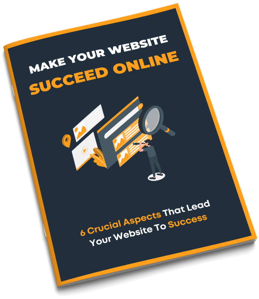 6 key aspects to website success